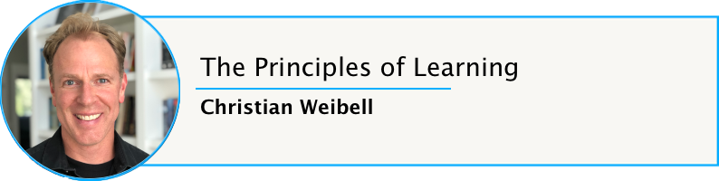 Christian Weibell Learning Life Jon Tota