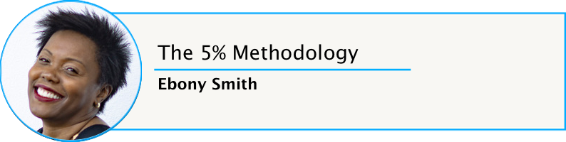 Ebony Smith 5% Methodology